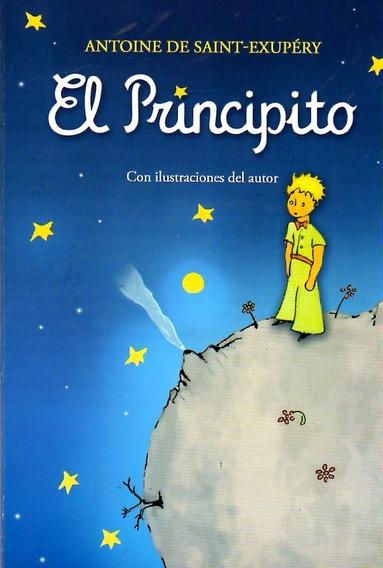 Libro: El Principito / Antoine De Saint-exupéry (ilustrado)