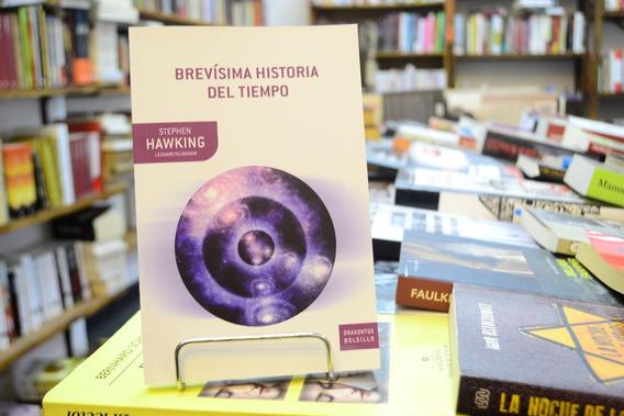 Brevísma Historia Del Tiempo. Stephen Hawking.