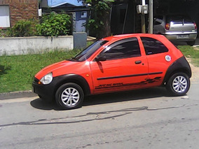 Ford Ka Impecable Estado Al Dia.