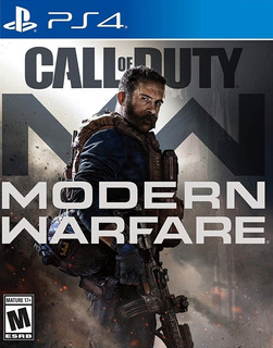 Call Of Duty Modern Warfare Play 4 Ps4 Original + Garantía