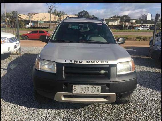 Land Rover Freelander 2.0 4 Se 2002