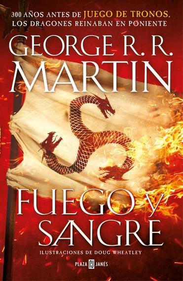 Fuego Y Sangre / George R R Martin (envíos)