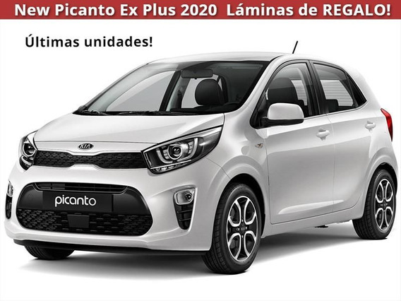 Kia Picanto 1.0 Ex Plus Polarizado De Regalo Agosto!