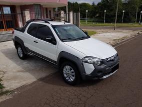 Fiat Strada Adventure 1.6 Año 2017 Km 47.000