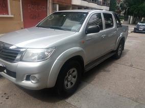 Toyota Hilux 2.5 Sr 4x4 D/cab