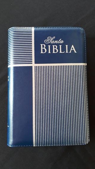 Biblia Letra Grande Con Cierre