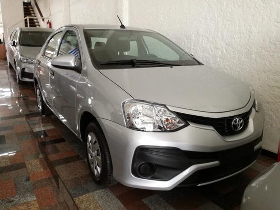 Toyota Etios 1.5 Sedan 2018. Entrega Inmediata!!