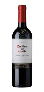 Vino Casillero Del Diablo Cabernet Sauvignon Concha Y Toro