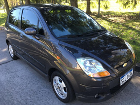 Chevrolet Spark 1.0 Lt 2014 Extra Full Airbags Abs Excelente