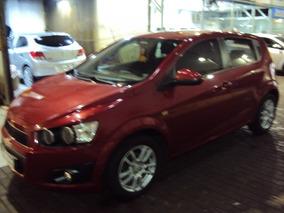 Chevrolet Sonic Hatch Lt 1.6 16 V 115 Cv