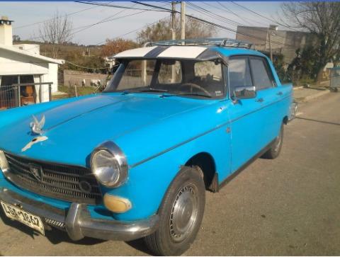 Peugeot Peugeot 404 Año 1961