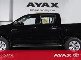 Toyota Hilux Srv 4x4 Nafta 2019 Blanco 0km