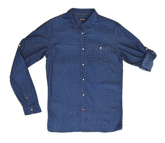 Camisa De Jean 6281718/93 Jean Vernier