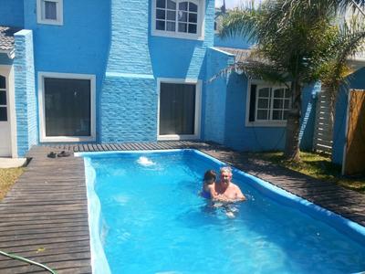 Alquilo Hermosa Casa En La Paloma Frente Al Mar Amplia Ideal