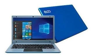 Netbook 11.6 Celeron 3gb 32gb Azul