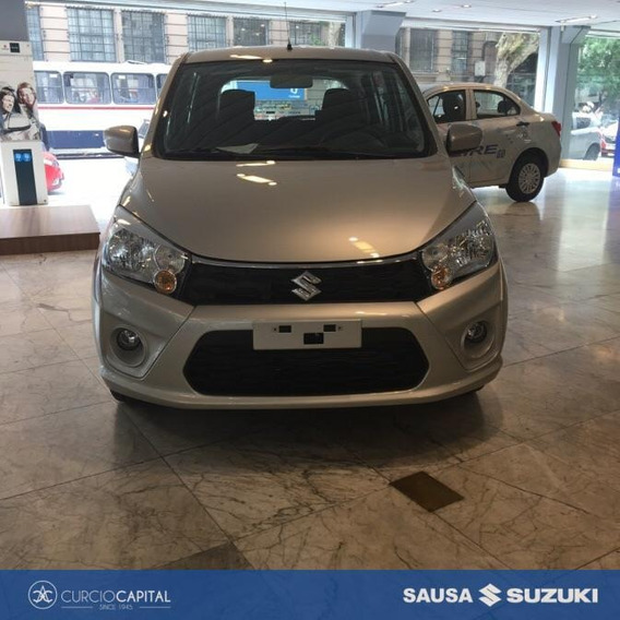 Suzuki Celerio Gl Automatico 2018 Gris Plata 0km