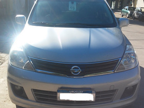 Nissan Tiida Hb Full Manual Año 2013 - Impecable !!!!