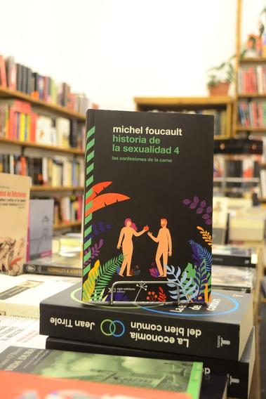 Historia De La Sexualidad 4. Michel Foucault.