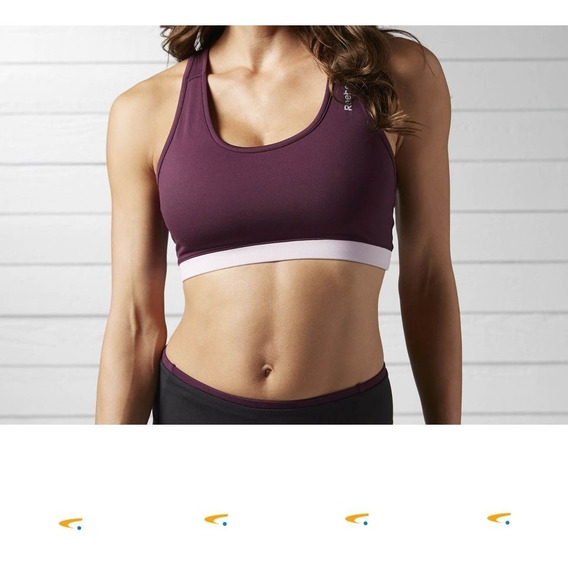 Top Deportivo De Mujer Reebok Modelo Workout Ready