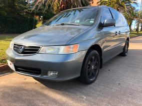 Honda Odyssey 3.5 2002, Automática , 7 Pasajeros
