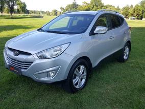 Hyundai Tucson 2.0 Unico Dueño!! (( Gl Motors ))