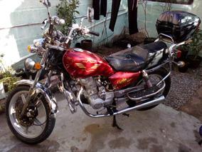 Moto Winner Custom 125