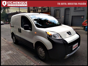 Peugeot Bipper 1.4l Único Dueño Descuenta Iva Etchenique.