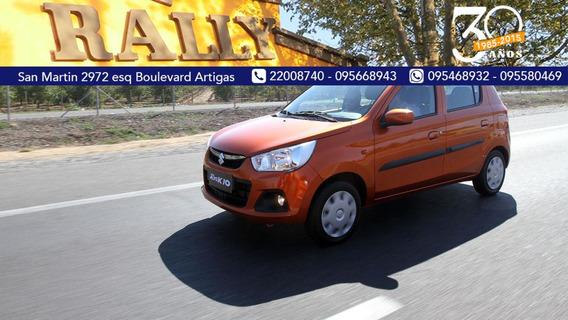 Suzuki Alto 0km Entrega U$s5500 Y Ctas Sola Firma