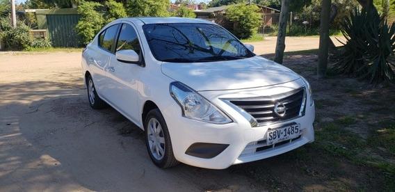 Nissan Versa Full . Como Nuevo!! U$s 4900 Y Cuotas.