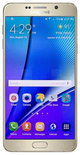 Samsung Galaxy Note 5 (refurbished) N920t, Macrotec