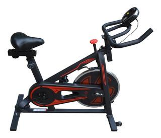Bicicleta Spinning Profesional Regulable Premium Crazy Fit