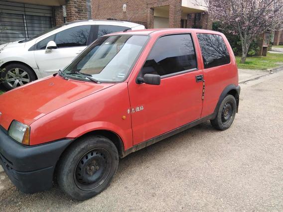 Fiat Cinquecento Sedan