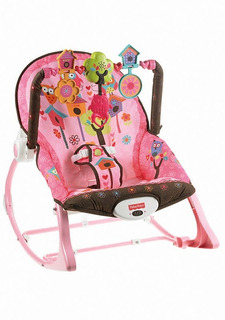 Silla Mecedora Crece Conmigo - Fisher Price X7032