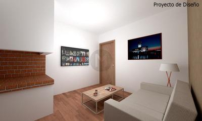 Apto De 1 Dormitorio Excelente Ubicación Y Estufa A Leña
