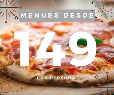 Catering Pizzas Parrilla Picadas Hamburguesas Servicio Mozos