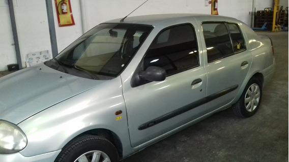 Renault Clio (sedan 4 Puertas) Motor 1.6 - Oportunidad!