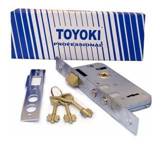 Cerradura Para Puerta Modelo Cy502 Toyoki Lh-1913