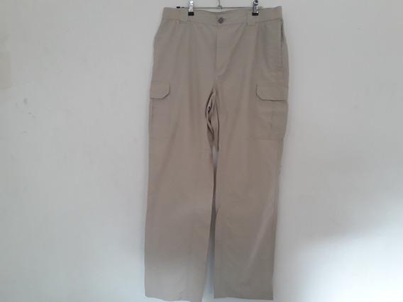 Pantalon Cargo Columbia Polo Bermuda