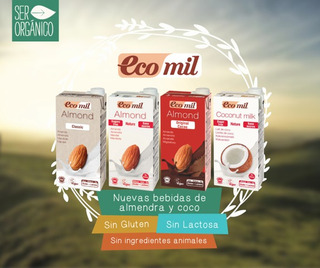 Leches Vegetales (arroz, Avena, Almendras, Coco)