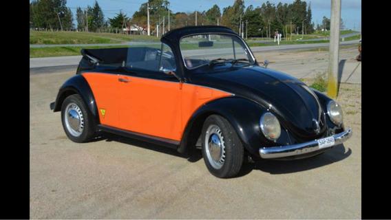 Volkswagen Año 88 Convertible