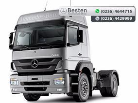 Mercedes Benz Camiones Axor 3131/48 6x4 Cab Ex Financiación
