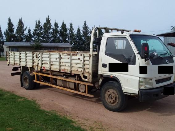 Camión Jmc N900 - Usado En Buen Estado