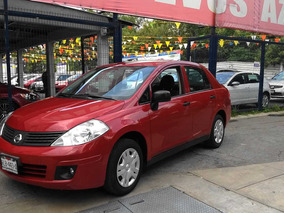 Impecable Auto Familiar Nissan Tiida Comfort Tm Aa Mod-2011
