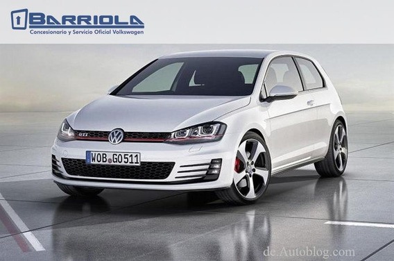Volkswagen Golf Gti 2019 0km - Barriola