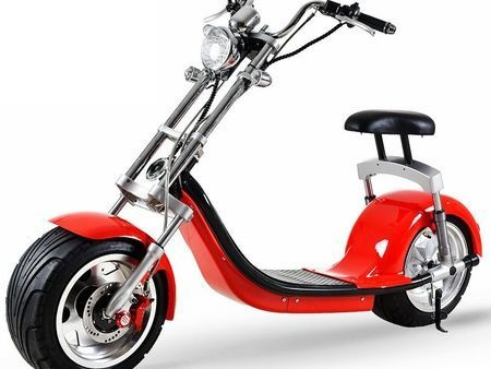 Scooter Electrico Go-green Chopper Unicas