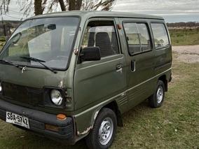 Suzuki Carry Vidriada Con Asiento
