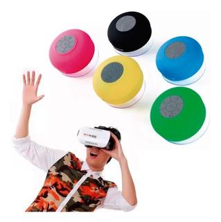 Lentes Realidad Virtual 360º Vr Box + Parlante