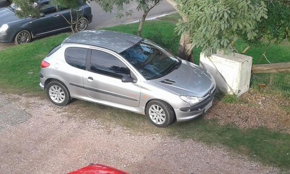 Peugeot 206 Xs Francés Extra Full 99 Con Deuda