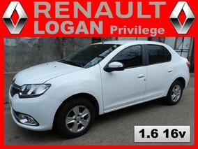 Renault Logan 1.6 Privilége 105cv, Pantalla Táctil, Etc. ...