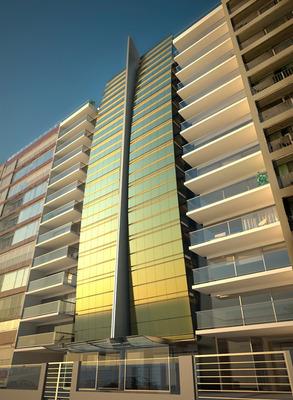 Apto Único En Uno De Los Mejores Edificios De Pocitos